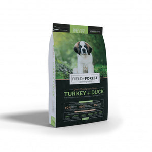 Field & Forest Large Puppy Food Turkey & Duck