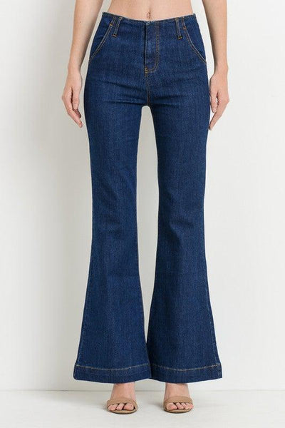 Back To You Jeans - bohopretty.com