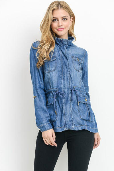 The Perfect Denim Jacket, Fashion, Fall, Boho Pretty
