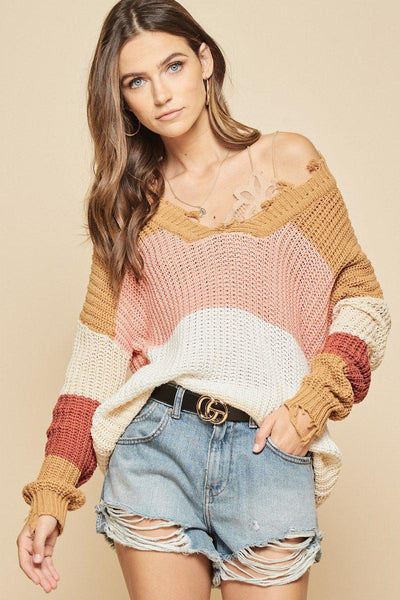 Butter Cup Sweater - bohopretty.com