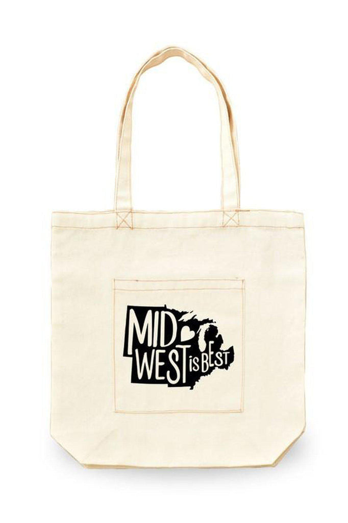 Midwest is Best Tote