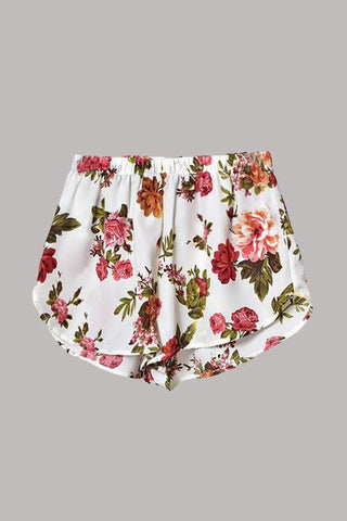 Favorite Floral Shorts