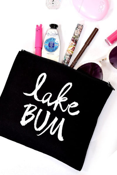 Lake Bum Makeup Bag