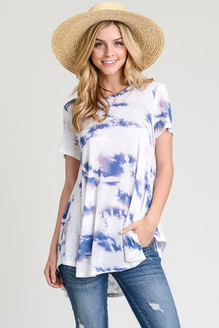 Totally Tie Dye Top