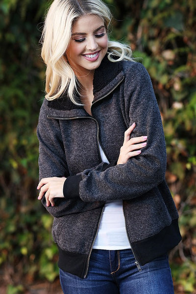 All About It Jacket, Fake Fur, Trendy, Boho Pretty