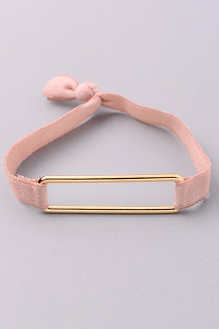 Lucky Rectangle Bracelet
