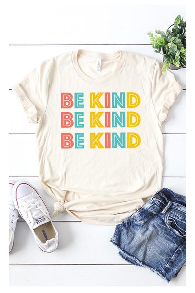 Be Kind Graphic - bohopretty.com