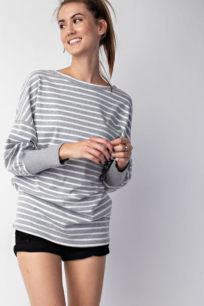 Build Me Up Sweater, Stripes, Trendy, Fashion, Boho Pretty