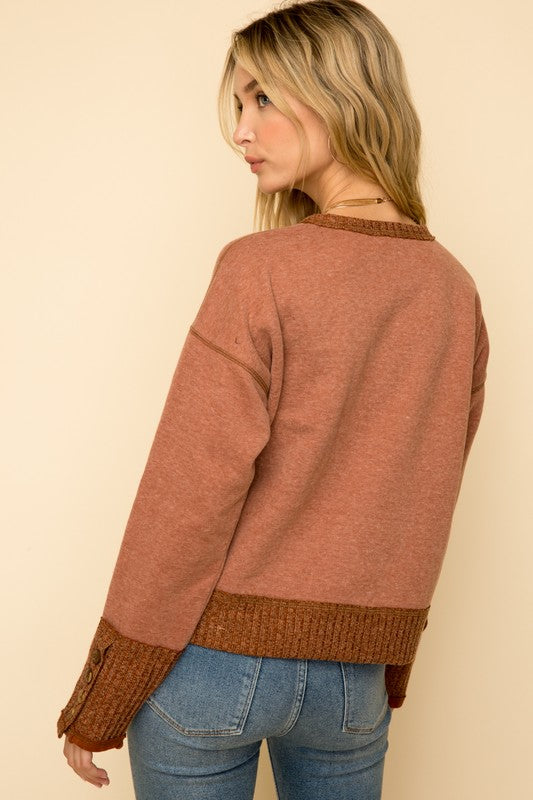 Blast From The Past Pullover - bohopretty.com