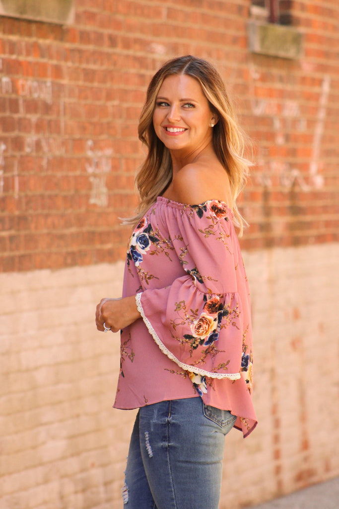Country Rose Top
