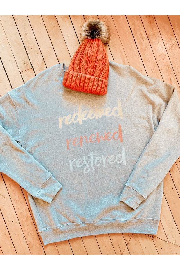 Redeemed Sweater