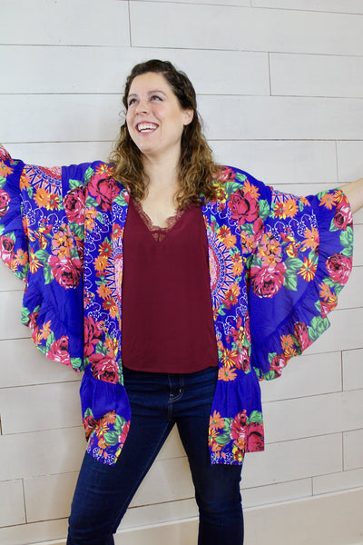 Come Away With Me Kimono - bohopretty.com