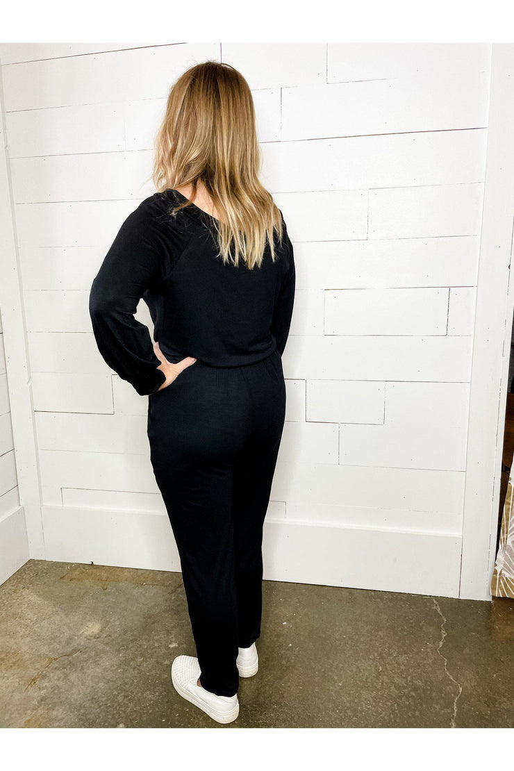 Chic and Comfort Jumpsuit