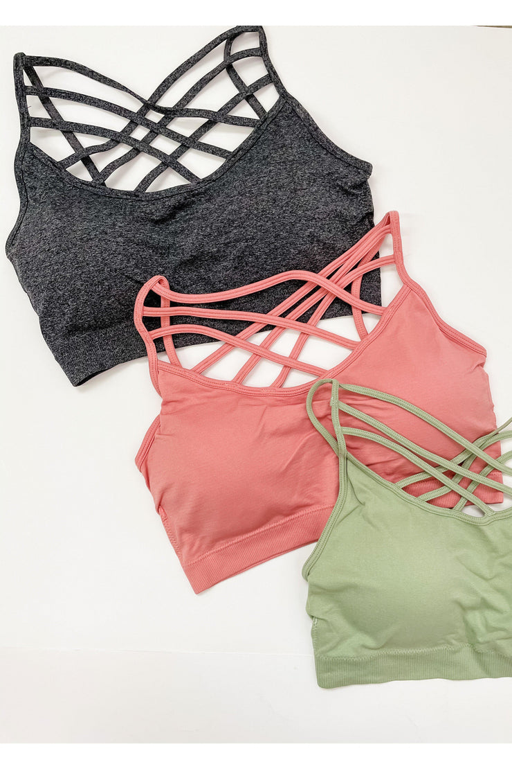 Criss Cross Bralette