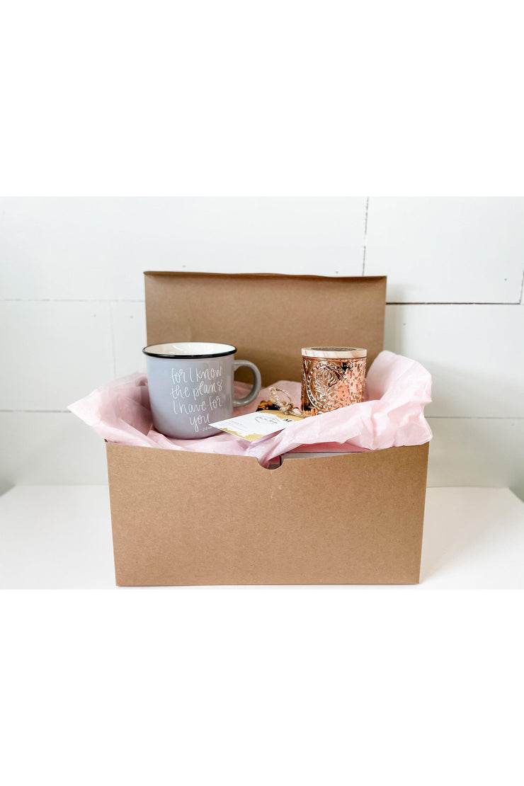 blessing box gift item bless gift box boho pretty boutique