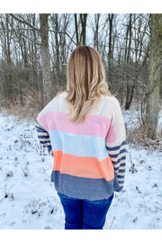 Spring Is Coming Light Weight Sweater