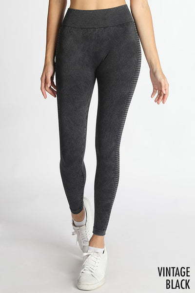 Seamless Leggings, NikiBiki, Comfy, Trendy, Boho Pretty