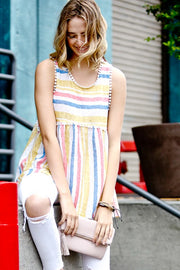 Summer Days Striped Top