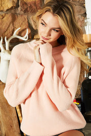 Make Me Blush Ultra Soft Sweater