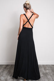 Switch It Up Dress, Black, Maxi, Dress, Convertible, Summer, Fashion, Boho Pretty, Bohemian