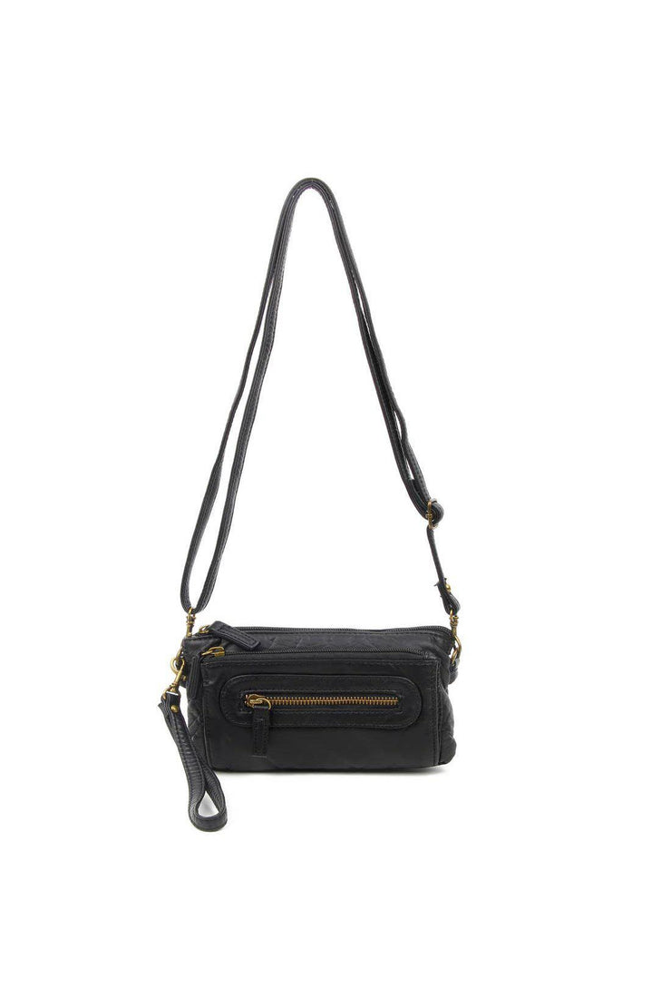 anita three way crossbody black