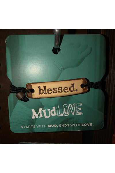 blessed, mudd love, bracelet, boho pretty, womens fashion, accessories