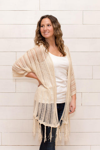 Fringe Delight Cardigan