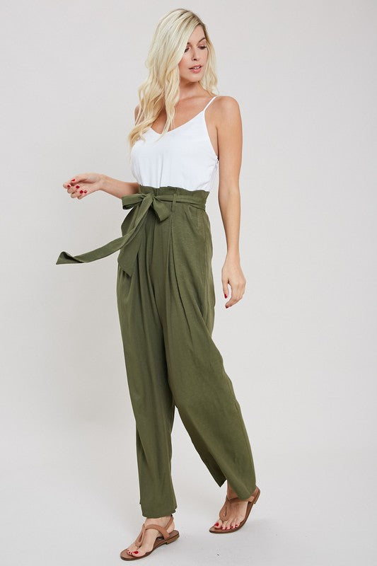Downtown Girl Jumpsuit