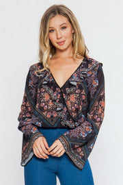 Bold N Beautiful Top - bohopretty.com