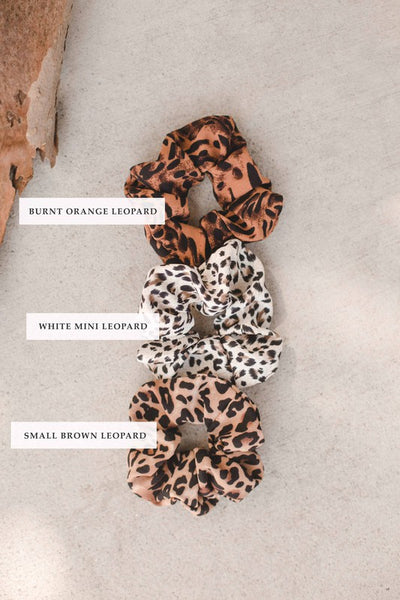 leopard boutique hair accessory boutique boho