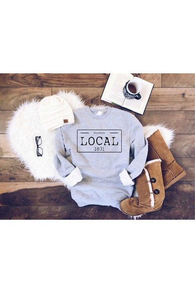 Goshen Local Sweatshirt