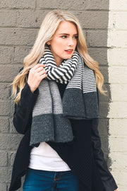 mutli striped, scarf, soft, womens fashion, accessories, boho pretty.jpg