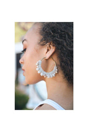 Braided Hoop Earrings - bohopretty.com