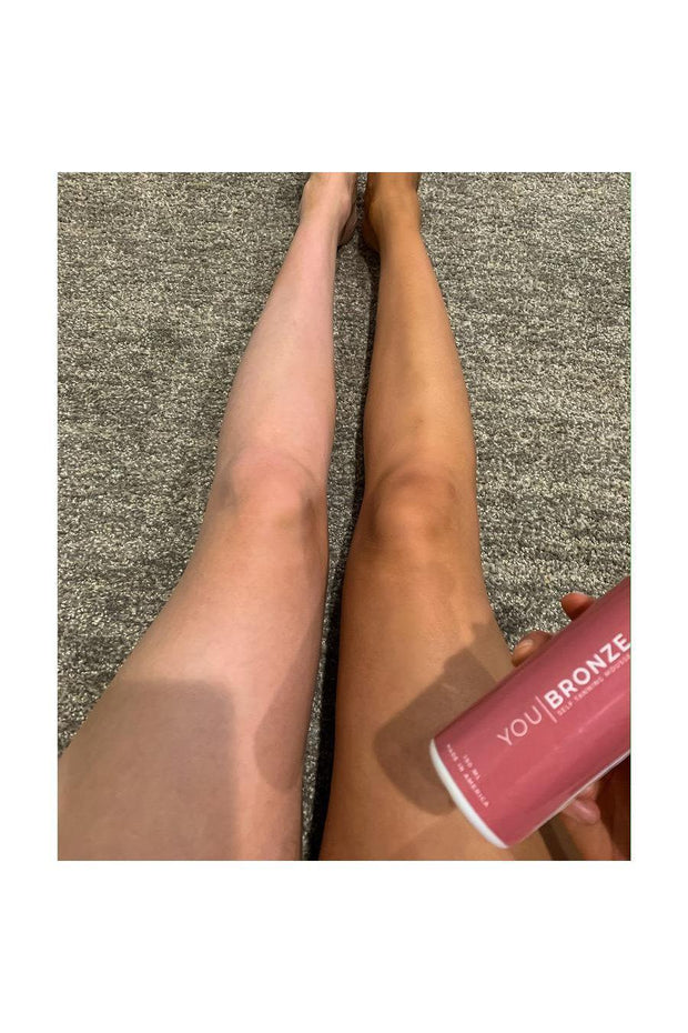 you bronze tan tanning mousse boho pretty boutique self tan