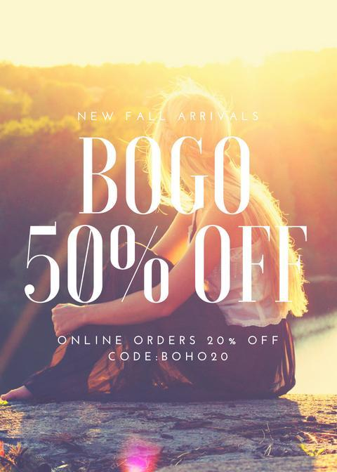 Boho Pretty, Mobile Boutique, Bohemian, Boho Chic, Fashion, Spring Look Book