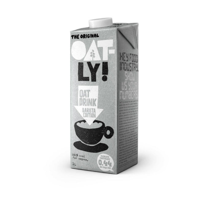 Oatly Oat Milk - Barista Edition