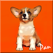Load image into Gallery viewer, Parody Pet Art