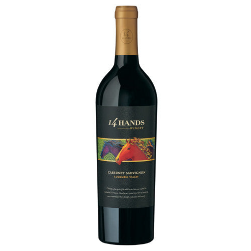 14 Hands Cabernet Sauvignon, Columbia Valley, WA, 2017 (750ml)