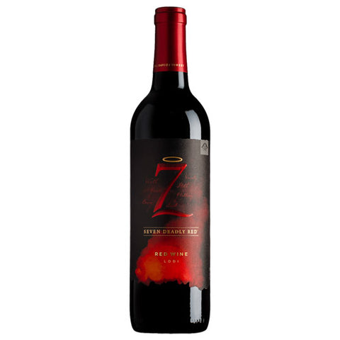 Michael David Winery 7 Deadly Red, Lodi, California, 2015 (750ml)