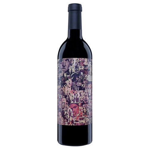 Orin Swift Abstract Red Blend, California, 2018 (750ml)