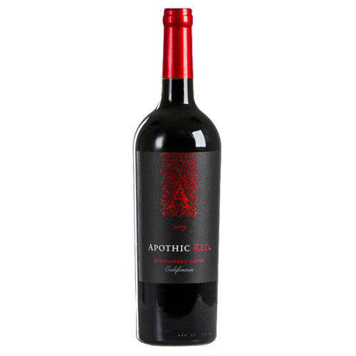 Apothic Red Winemaker's Blend, California, 2016 (750ml)