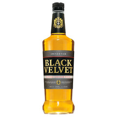 Black Velvet Blended Canadian Whisky (750ml)