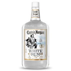 Captain Morgan White Rum (1.75L)