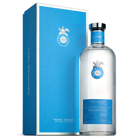 Casa Dragones Blanco Tequila (750ml)
