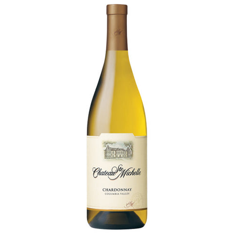 Chateau Ste Michelle Chardonnay, Columbia Valley, 2015 (750ml)