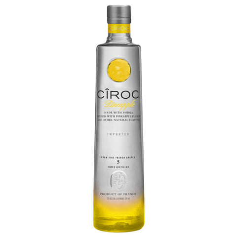 Ciroc Vodka Pineapple (750ml)