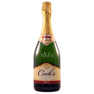 Cooks California Champagne Brut (750ml)