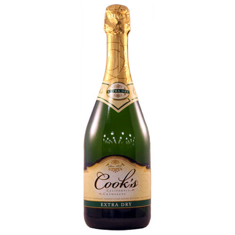 Cooks California Champagne Extra Dry (750ml)