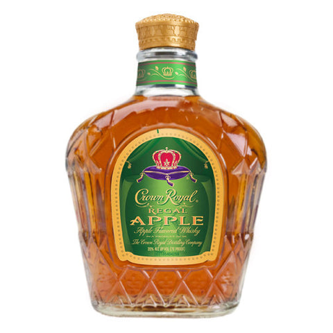 Crown Royal Regal Apple Canadian Whisky (750ml)