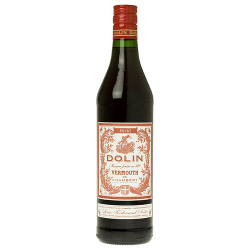 Dolin Rouge Vermouth, France (750ml)